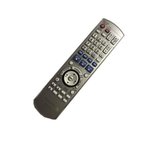 Lowest Prices! 4EVER Replacment remote control Compatible for Panasonic DMR-ES35 DMR-EH55G-S DMR-ES4...