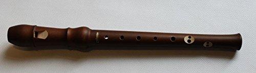 Schneider Blockflöte 40803-he Sopranino Ahorn natur barock