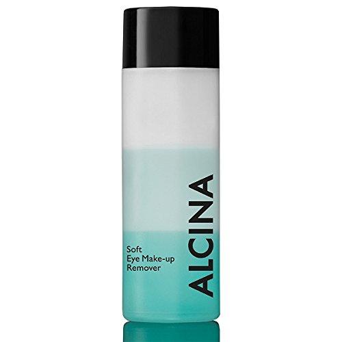 Alcina Soft Eye Make-up Remover 100 ml Entfernt jedes Augen Make-up & korrigiert kleine...