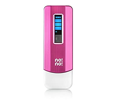 No!No! Pro Hair Removal Device for Face and Body (Pink) by No!No!