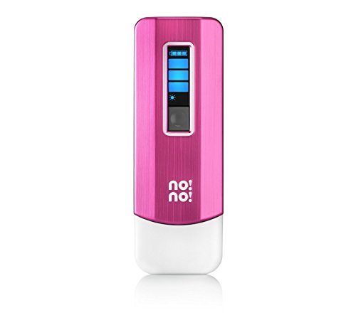No!No! Pro Hair Removal Device for Face and Body (Pink)