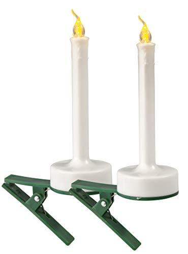 Bougies LED VBS pour sapin