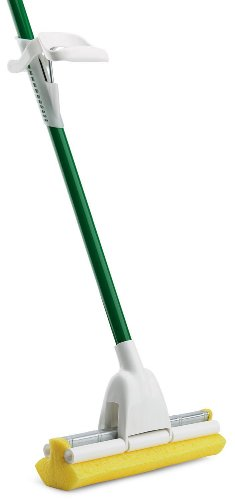 Libman 2016 Roller Mop with Easy-Change Refill Mechanism