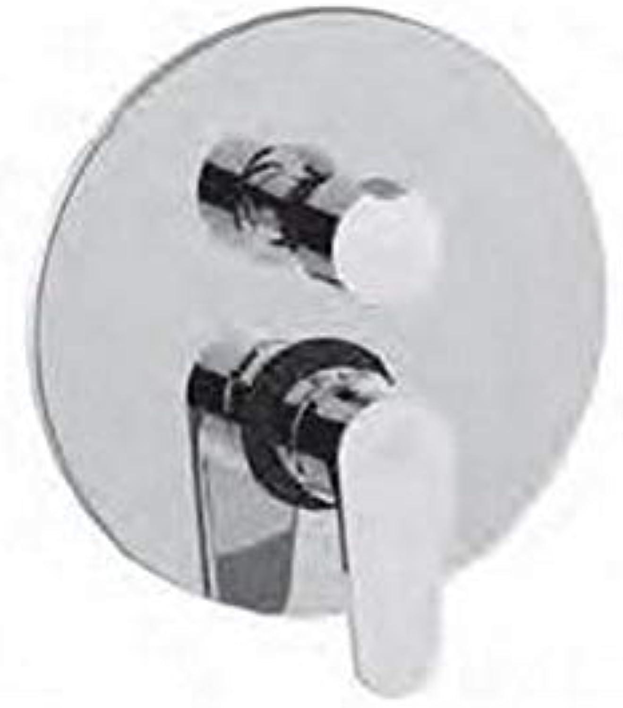 GR019CR Duscharmatur mit 3 Ausgngen, Grün PAFFONI