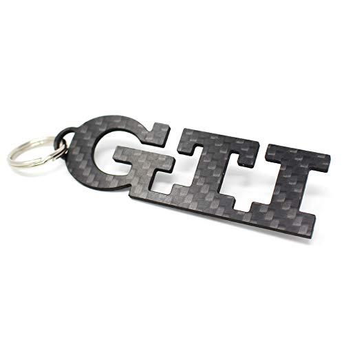 VmG-Store GTI Schlüsselanhänger aus CFK Carbon (CFK Carbon)