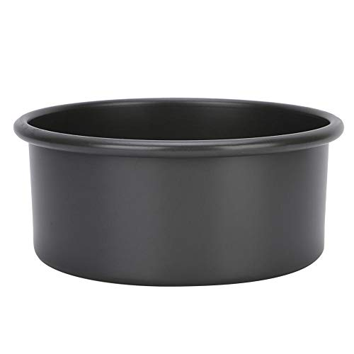 Aluminiumlegering 6-inch verwijderbare bodem ronde cakevorm DIY bakgereedschapaccessoires, antiaanbaklaag, bakplaat, snelkookpanaccessoires