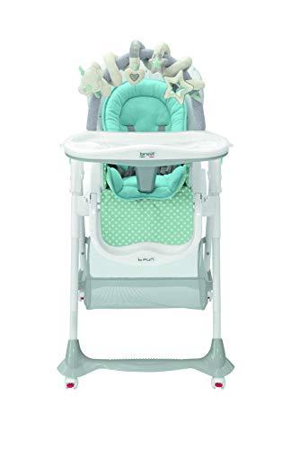 Brevi B.FUN 2 en 1 transat et chaise réglable en hauteur Tiffany