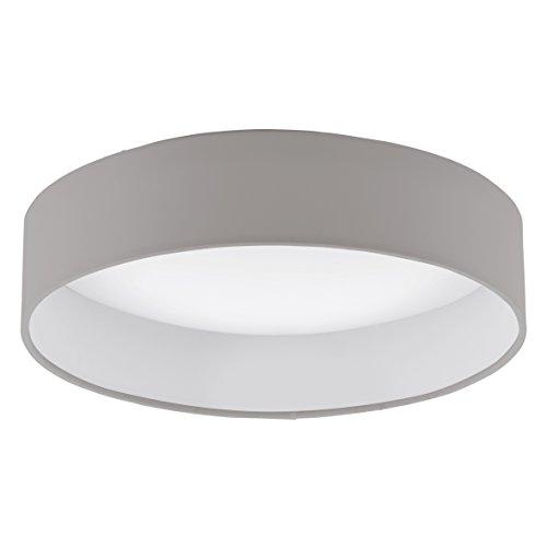 Preisvergleich Produktbild EGLO 93949 A+,  Deckenleuchte,  Integriert,  Taupe / Weiß,  32 x 32 x 9 cm