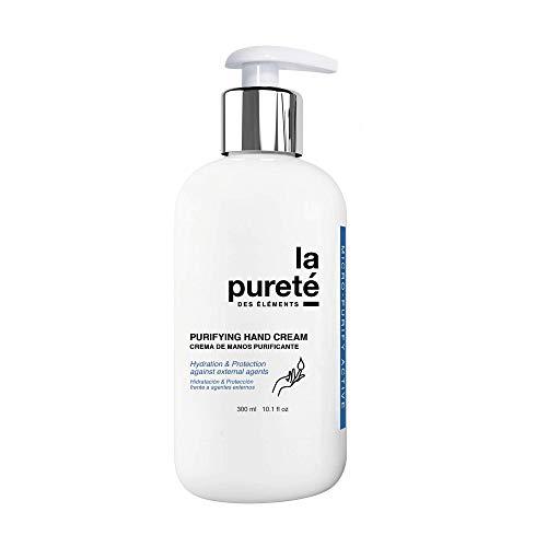 La Pureté Des Éléments – Crema de Manos Purificante y protectora, Eficacia Probada   Crema de Manos Reparadora – Prevención para una piel sana y protegida