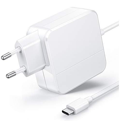 Blitzler 45W USB C Ladegerät, Kompatibel mit iPad Pro 2018/2020, MacBook Pro 2019/2018/2017/2016, MacBook Air 2019/2018, MacBook 2017/2016