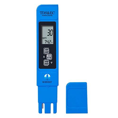 Water Test Meter. Professional TDS EC & Temperature Meter