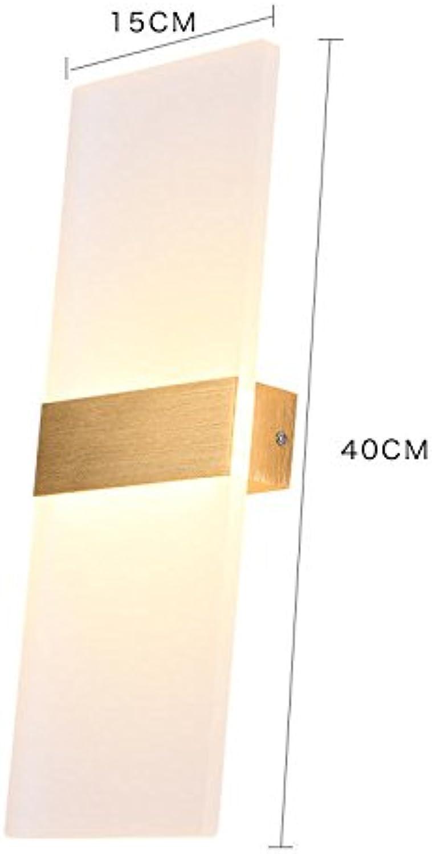 Firsthgus E27 Wandlampe Nachttischlampe führte Hotellampe Wohnzimmer Gang Büro Schlafzimmer Lampe