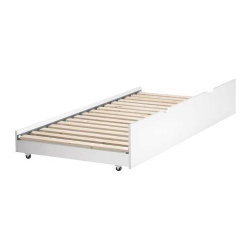 IKEA(イケア) FLAXA アンダーベッド, ホワイト (90247969) (902.479.69)の写真