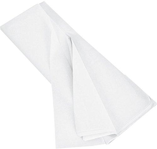 kgpack carta velina 20 fogli - artigianato per la progettazione di carta velina decorativa per pompon schizzi di fiori di carta e carta da taglio carta sottile carta da imballaggio 50 x 70 cm 17g / qm