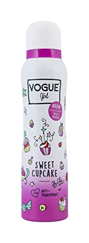 Vogue Girl Anti-Transpirant Sweet Cupcake, 150 Ml