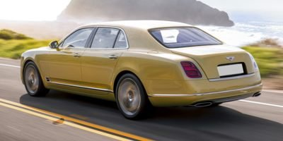 ... 2018 Bentley Mulsanne Speed, Sedan ...