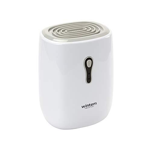 Giove Deumidificatore Compatto Portatile Intelligente Serbatoio 500 ml con Sistema di allarme autospegnimento