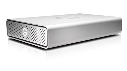 G-Technology G-DRIVE 14TB 195MB/s, con USB 3.0 / USB-C