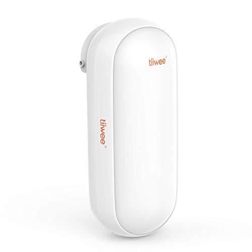 tiiwee A3 Aussensirene für das Tiiwee Home Alarm System - Drahtlos - Alarmanlage - Sicherheitstechnik - IP44 Wassergeschützt - Batterie oder 220V Stromversorgung - Rotes Alarmlicht