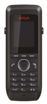 AVAYA DECT 3735 - Manos con pantalla LCD a color y retroiluminación LED blanca