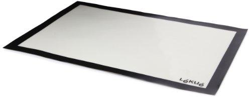 Lékué 600 x 400 mm Baking Mat, White