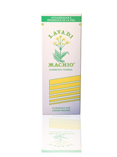 Aceite Antiarrugas e Impurezas de la Piel – 125 ml – Lavadi Machío