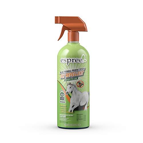 Espree Aloe Herbal Fly Repellent Horse Spray, 32 oz (1004759)