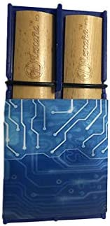 New products world's highest quality popular Blue Some reservation Tenor Saxophone Computer Circuit Holder Rockin' Reed Les by