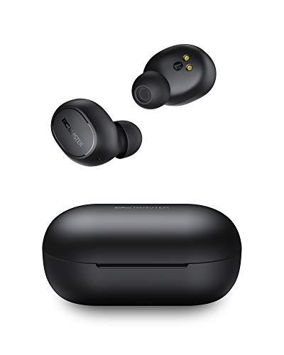 Cuffie Bluetooth 5 Senza Fili, BCMASTER Auricolari Bluetooth in Ear, Microfoni Integrati, Suono Stereo, 25 Ore di Riproduzione, Touch Control, IPX5 Impermeabili, Cuffie Wireless per Lavoro e Viaggio