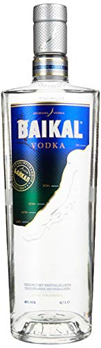 Baikal Vodka, Russischer Premium Wodka Mit Wasser Des See Hergestellt, 40{51d625aea4938539df91ccefa9351908fe4517a2fcfe608ff327095c61c2ca0e}