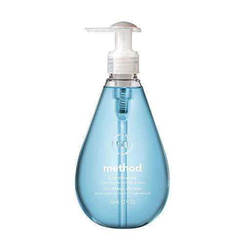 メソッド(Method)液体 ハンドソープ ジェルシーミネラルズの香り本体354ml×1本