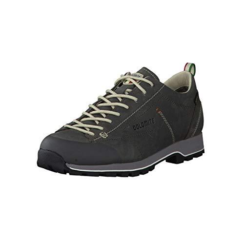 Dolomite Unisex-Erwachsene Zapato Cinquantaquattro Low FG GTX Sneaker, Gunmetal Grey, 41.5 EU