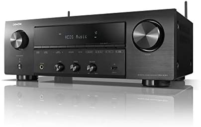 Denon DRA 800H 2 Channel Stereo Network Receiver for Home Theater Hi Fi Amplification Connects product image