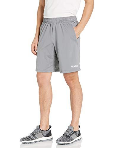 adidas Men's Designed 2 Move Elevated 3-Stripes Short Gray/White X-Large