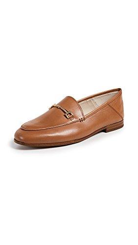 Sam Edelman Women's Loraine Loafer, Saddle Leather, 10.5 Medium US