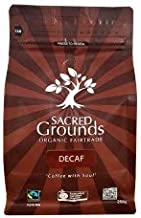 Sacred Grounds Organic Decaf Coffee Espresso 250g