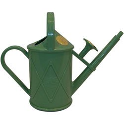 Bonsai Tree Watering Can - Haws | Heritage Plastic 2-Pints (Sage) from BonsaiOutlet
