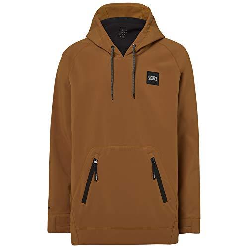 O'Neill PM Tech Hyperfleece Hoodie-3079 Glazed Ginger-XS, Herren-Shirts