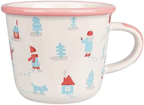 mugs Cute Pet Max 78% OFF Coffee Mugs Vintage Ceramic Microwave Cat Cups Dog 2021 model