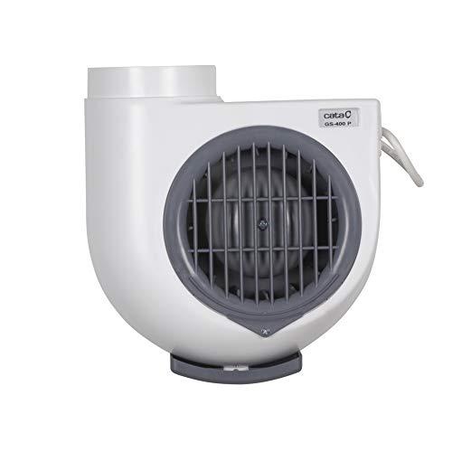 Cata Extractor de humos para cocinas Modelo GS 400 P extractor de cocina silencioso Ventilador Extractores de aire Color bl