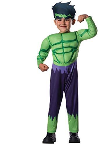 Rubie's Avengers Hulk Kostüm Baby Staaten
