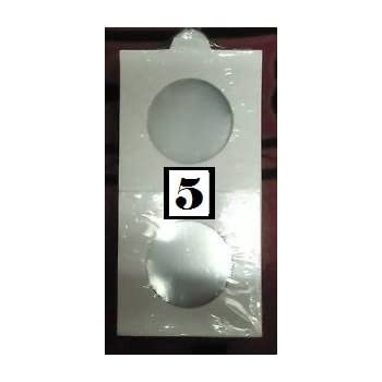 IHC 27 mm Coin Holder (Pack of 50)