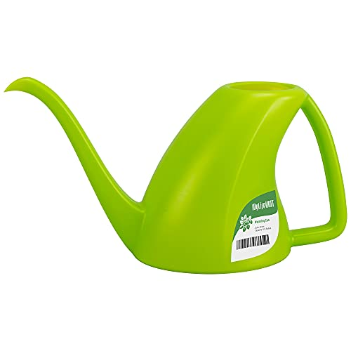 MyLifeUNIT Plastic Watering Can, Mini Watering Pot...