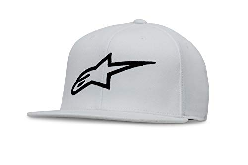 Alpinestars 1035-81015 Casquette Homme Blanc FR : S (Taille Fabricant : S)