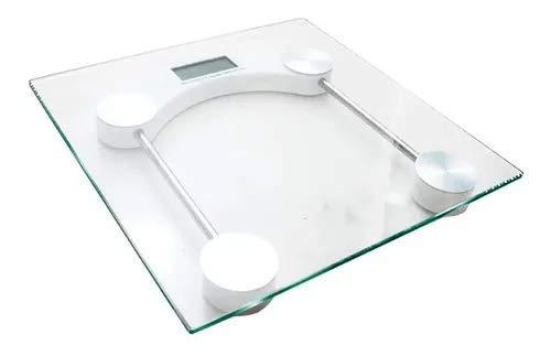 Balança Corporal Digital P Academia Banheiro Clinica