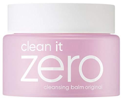 'K-Beauty' Bálsamo Limpiador Clean it Zero Original 100ml. (Bálsamo de limpieza todo en uno)