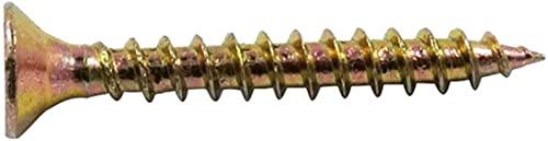 15 unids Zinc Plus Tornillo de Madera Dura Phillips Head Tornillos de Bombeo M3 M3.5 Tornillos Tornillos de Madera Tornillos de Madera, Accesorios de Montaje (Color : M3, Size : 14mm)