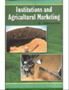 Price comparison product image Institutions and agricultural marketing in a semi-commercial system