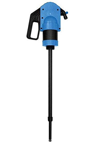 Samoa-Hallbauer Profi-Handpumpe HP-05/25-200 AdBlue; leichte Fasspumpe; gebogener Fassadapter; Polypropylen - 300006