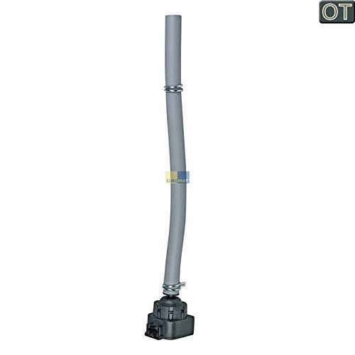 AEG 1174745107 ORIGINALE regolatore di livello del pressostato bomboletta pressurizzata con tubo Lavastoviglie